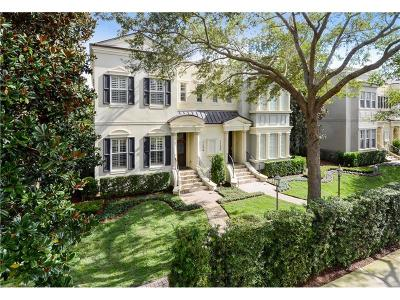 Winter Park Townhouse For Sale: 1134 S Pennsylvania Avenue
