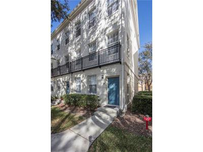 Celebration Townhouse For Sale: 1009 Siena Park Boulevard E