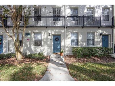 Celebration Townhouse For Sale: 1011 Siena Park Boulevard E