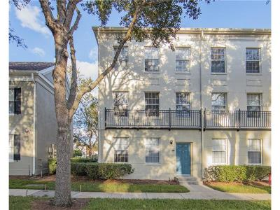 Celebration Townhouse For Sale: 1015 Siena Park Boulevard E