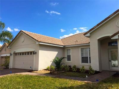 Kissimmee Single Family Home For Sale: 2610 Meadow View Court