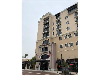 Kissimmee Condo For Sale: 111 E Monument Avenue #705