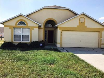 Clermont Single Family Home For Sale: 16140 Dorchester Blvd