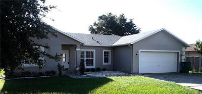 Kissimmee Single Family Home For Sale: 525 Maricopa Drive