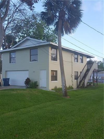 Edgewater Single Family Home For Sale: 150 Flamingo Road