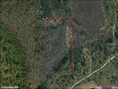 Residential Lots & Land For Sale: Holopaw Groves Road