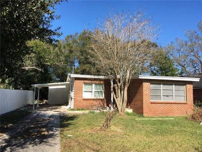 Orlando Single Family Home For Sale: 4057 Booker Street