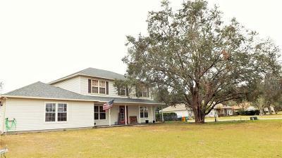 Saint Cloud Single Family Home For Sale: 4104 Quail Nest Court