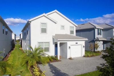 Kissimmee Single Family Home For Sale: 4782 Kings Castle Circle
