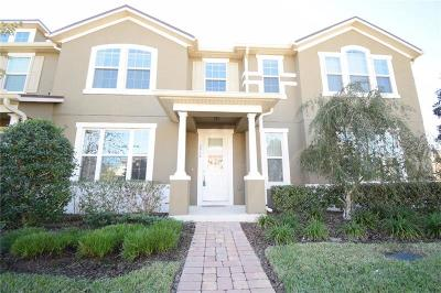 Kissimmee Townhouse For Sale: 2956 Cello Lane