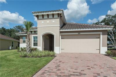Clermont, Davenport, Haines City, Winter Haven, Kissimmee, Poinciana Single Family Home For Sale: 274 Treviso Drive