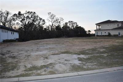 Orange County, Osceola County Residential Lots & Land For Sale: 1168 Grand Traverse Parkway