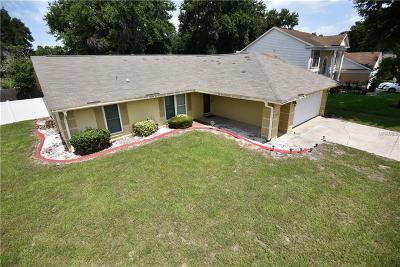 Orlando Single Family Home For Sale: 7379 Bordwine Drive