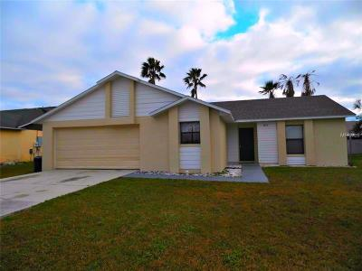 Kissimmee FL Single Family Home For Sale: $169,000