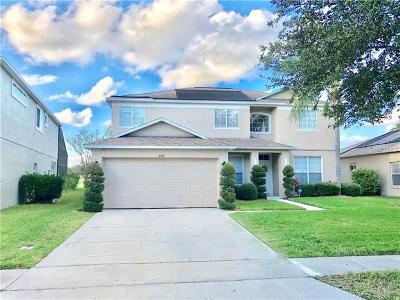Kissimmee Single Family Home For Sale: 2713 Scarborough Court