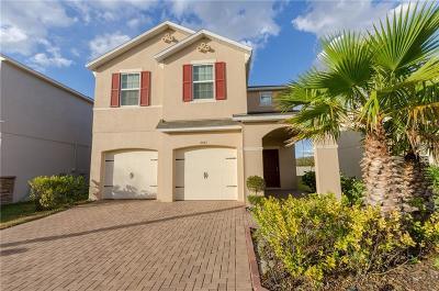 Kissimmee Single Family Home For Sale: 2781 Monticello Way