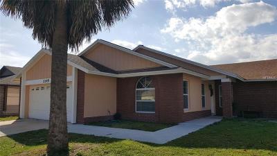 Orlando FL Single Family Home For Sale: $295,000
