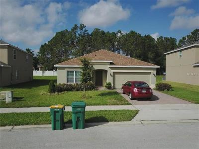 Eustis Single Family Home For Sale: 1212 Osprey Ridge Drive