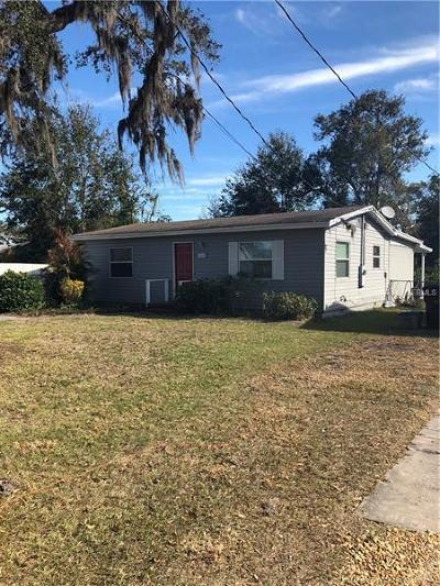 Kissimmee FL Single Family Home For Sale: $147,500