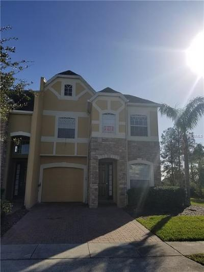Orlando Rental For Rent: 2461 Chatham Place Drive