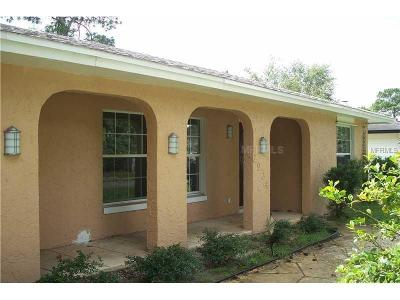 Orlando Single Family Home For Sale: 2924 Rockingham Circle