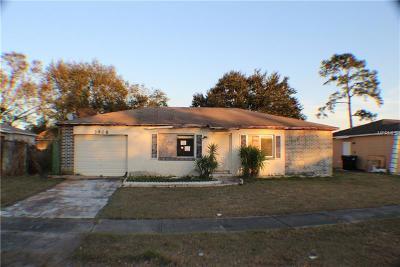 Orlando Single Family Home For Sale: 3908 Janie Court