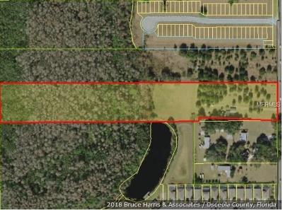 Kissimmee FL Residential Lots & Land For Sale: $1,000,000