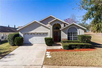 Clermont Single Family Home For Sale: 15943 Heron Hill Street