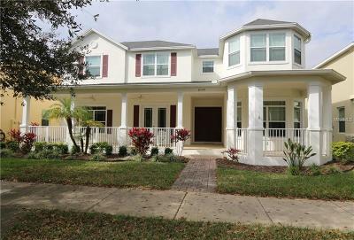 Winter Garden Single Family Home For Sale: 8130 Key West Dove Street