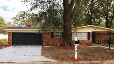 Tampa Single Family Home For Sale: 7803 Pine Hill Drive