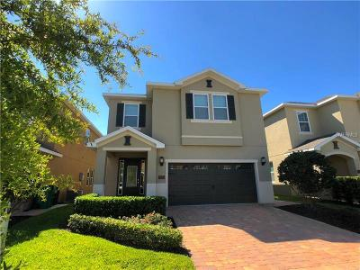 Kissimmee Single Family Home For Sale: 490 Lasso Drive