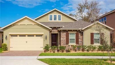 Winter Garden Single Family Home For Sale: 14378 Sunbridge Circle