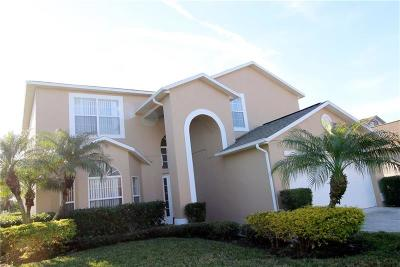 Kissimmee Single Family Home For Sale: 124 Harwood Circle