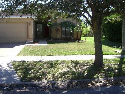 Kissimmee Single Family Home For Sale: 101 Harwood Circle