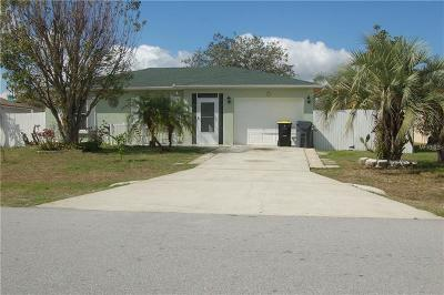Kissimmee Single Family Home For Sale: 1714 Redfin Way