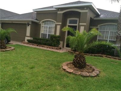 Kissimmee Single Family Home For Sale: 2847 Oconnell Drive
