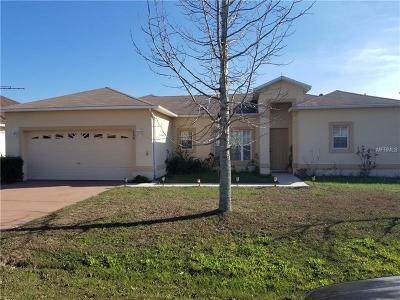 Kissimmee Single Family Home For Sale: 208 Anson Drive