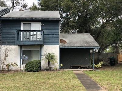 Orlando FL Townhouse For Sale: $138,000