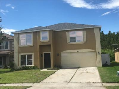 Single Family Home For Sale: 1417 Aguacate Court
