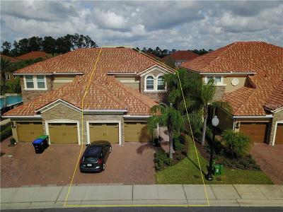 Orlando Townhouse For Sale: 8865 Della Scala Circle