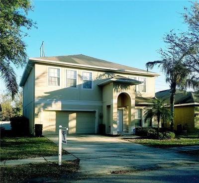 Spring Creek Single Family Home For Sale: 5341 Pepper Brush Cove
