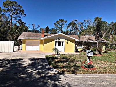 Debary Single Family Home For Sale: 116 Sunrise Boulevard