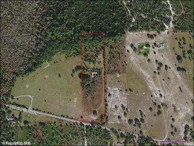 Haines City Residential Lots & Land For Sale: Lake Marion Creek Road