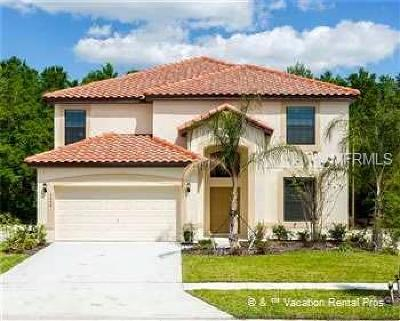 Kissimmee Single Family Home For Sale: 2640 Tranquility Way