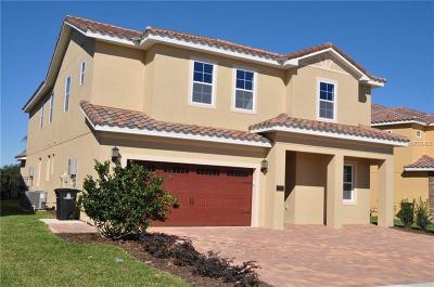 Kissimmee Single Family Home For Sale: 7664 Wilmington Loop