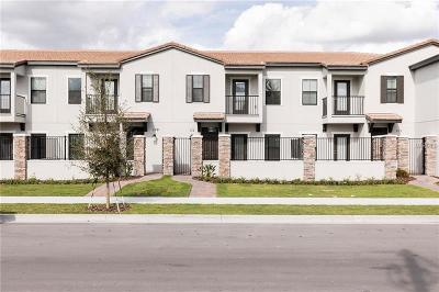 Haines City Townhouse For Sale: 115 Kenny Boulevard