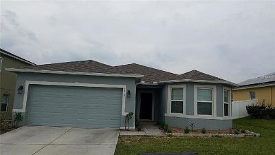 Haines City Single Family Home For Sale: 5018 Harvest Drive
