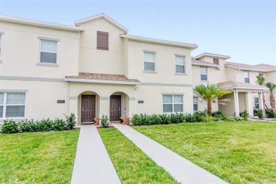 Kissimmee Townhouse For Sale: 4884 Romeo Circle