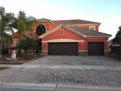 Kissimmee Single Family Home For Sale: 2670 Boat Cove Circle