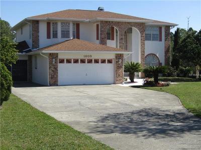 Single Family Home For Sale: 1805 Eldorado Court